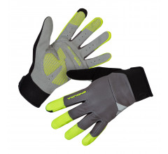Endura Fietshandschoenen Winter Heren Fluo - Windchill Handschoen Hi-Viz Yellow