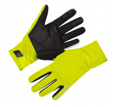 Endura Fietshandschoenen Winter Heren Fluo - Deluge Glove  Hi-Viz Yellow