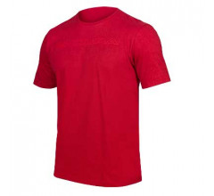 Endura Casual shirt korte mouwen Heren Bruin / One Clan Carbon Icon T: Roest