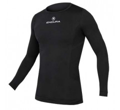 Endura Ondershirt Heren Zwart / Engineered Baselayer - Zwart