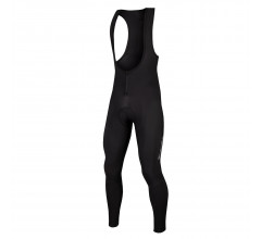 Endura Fietsbroek lang met bretels Heren Zwart - FS260-Pro Thermo Bibtights II Black
