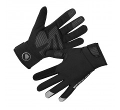 Endura Fietshandschoenen Winter Dames Zwart - Womens Strike Glove Black