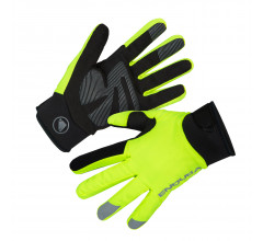 Endura Fietshandschoenen Winter Dames Fluo - Womens Strike Glove Hi-Viz Yellow