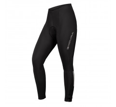 Endura Fietsbroek lang zonder bretels Dames Zwart - Womens FS260-Pro Thermo Tight Black