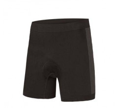 Endura Fietsonderbroek Kids Zwart / Kids Engineered Padded Boxer - Zwart