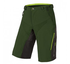Endura MTB Baggy korte fietsbroek Heren Groen / MT500 Spray Baggy Short II - ForestGreen