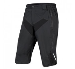Endura MTB Baggy korte fietsbroek Heren Zwart / MT500 Waterproof Short - Zwart