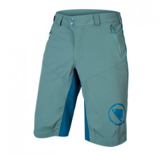 Endura Fietsbroek MTB kort Heren Groen - MT500 Spray Short Mosgroen