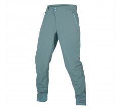 Endura Fietsbroek MTB lang Heren Groen - MT500 Spray Trouser Mosgroen