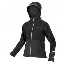 Endura Fietsjack MTB Waterdicht Dames Zwart - Womens MT500 Waterproof Jacket Black