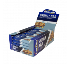 MAXIM ENERGY BAR SWEET & SALTY (25x55 gr.)  20 stuks + 5 gratis