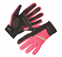 Endura fietshandschoenen winter dames roze / Endura Wms Luminite Pink