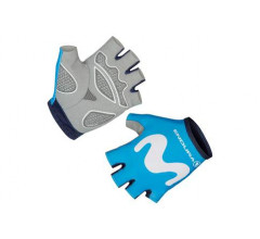 Endura Fietshandschoenen zomer Heren  / Movistar Team Race 2019 Korte handschoen: Movistar Team
