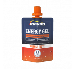 Maxim Energy Gel Orange & Caffeine  100 gr.