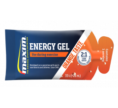 Maxim Energy Gel Orange 33 gr.