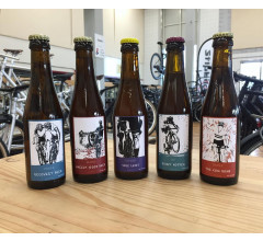 Cycling Gifts 5-pack Fietsbier Plezier
