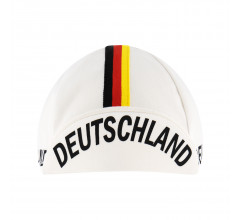 Retro wielerpetje team Duitsland - Cyclingcap team Germany
