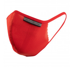 Nalini Mondkapje Unisex Rood - FLY INSECT MASK RED