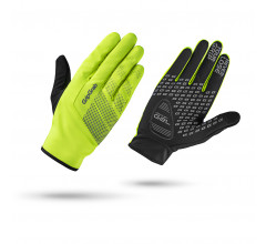 GripGrab Fietshandschoenen winter winddicht Hi-vis Fluo  / Ride Windproof Hi-Vis Glove Fluo Yellow
