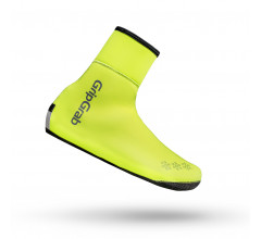 GripGrab Overschoenen waterproof Hi-vis Fluo  / Arctic Waterproof Hi-Vis Winter Shoe Cover Fluo Yellow