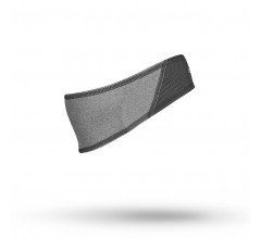 GripGrab Haarband Windproof Dames Grijs  / Women's Windproof Headband Grey