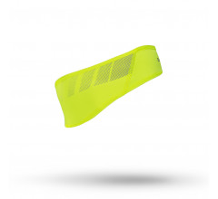GripGrab Haarband Hi-vis Windproof Fluo  / Windproof Hi-Vis Headband Fluo Yellow