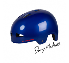 Endura PissPot Helmet Blue