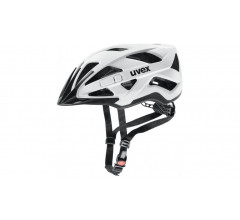 Uvex Fietshelm MTB Wit Zwart Unisex - UV active-White/Black