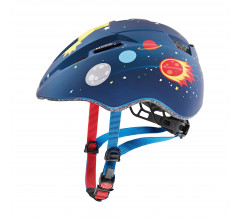 Uvex Fietshelm Urban Blauw  Kids - UV Kid 2 cc-Blue Rocket