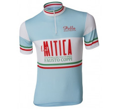 La Mitica retro wielershirt