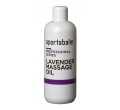 Sportsbalm Lavender  Massage Oil 500ml (grootverpakking)
