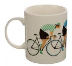 Cycling Gifts Koffiemok Tour Yellow
