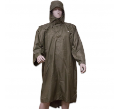 Mac in a Sac Wandelponcho unisex Groen / Walkingponcho Khaki