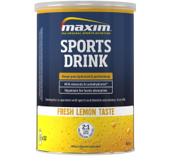 Maxim Hypotonic Sports Drink Lemon & Lime 480 gr.