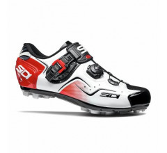 Sidi MTB Fietsschoenen Wit Rood Heren / Cape MTB White/Black/Red