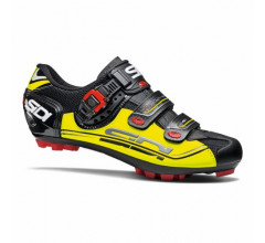 Sidi MTB Fietsschoenen Zwart Geel Heren / Eagle 7 SR MTB Black/Yellow/Black