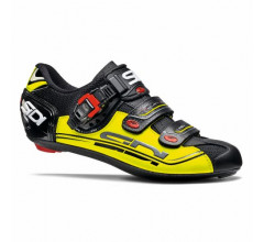 Sidi Race Fietsschoenen Zwart Geel Heren / Genius 7 Black/Yellow/Black