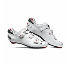 Sidi Race Fietsschoenen Wit Heren / Wire 2 Carbon White/White