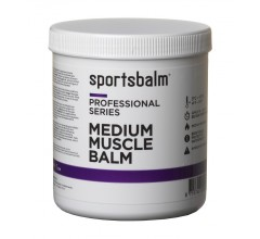 Sportsbalm Medium Muscle Balm 500ml (grootverpakking)