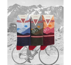 Le Patron Casual sokken 3 pack Mountain socks