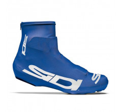 Sidi Overschoenen Time trial Blauw Unisex / Chrono Covershoes Printed (35) Blue