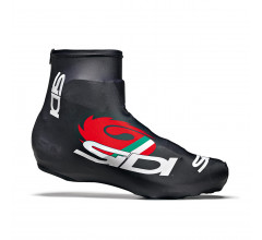 Sidi Overschoenen Time trial Zwart Unisex / Chrono Covershoes Printed (35) Black