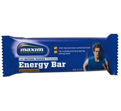 Maxim Energy Bar Crunchy Cookie 55 gr.