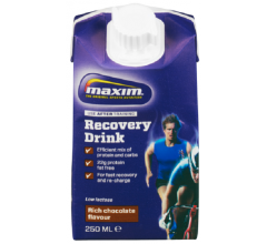Maxim Recovery Drink Rich Chocolate 250 ml.