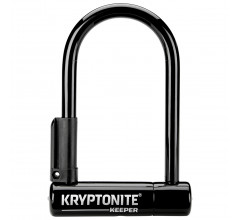 Kryptonite Fiets Beugelslot Keeper Mini 6 8.3x15.2cm Incl Bracket