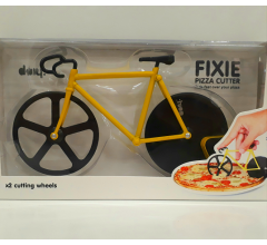 Cycling Gifts Pizzasnijder Geel