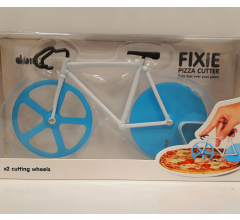 Cycling Gifts Pizzasnijder Wit