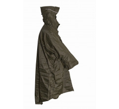 Mac in a Sac Wandelponcho unisex Groen  / Walkingponcho green