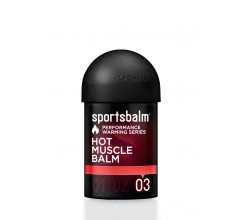 Sportsbalm Hot Muscle Balm 150ml