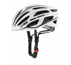 Uvex Fietshelm unisex Wit  / UV Race 5 White